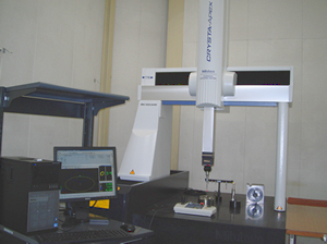 CMM (Coordinate Measuring Machine)