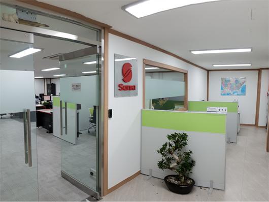 Korean branch