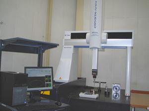 CMM (Coordinate Measuring Machine)