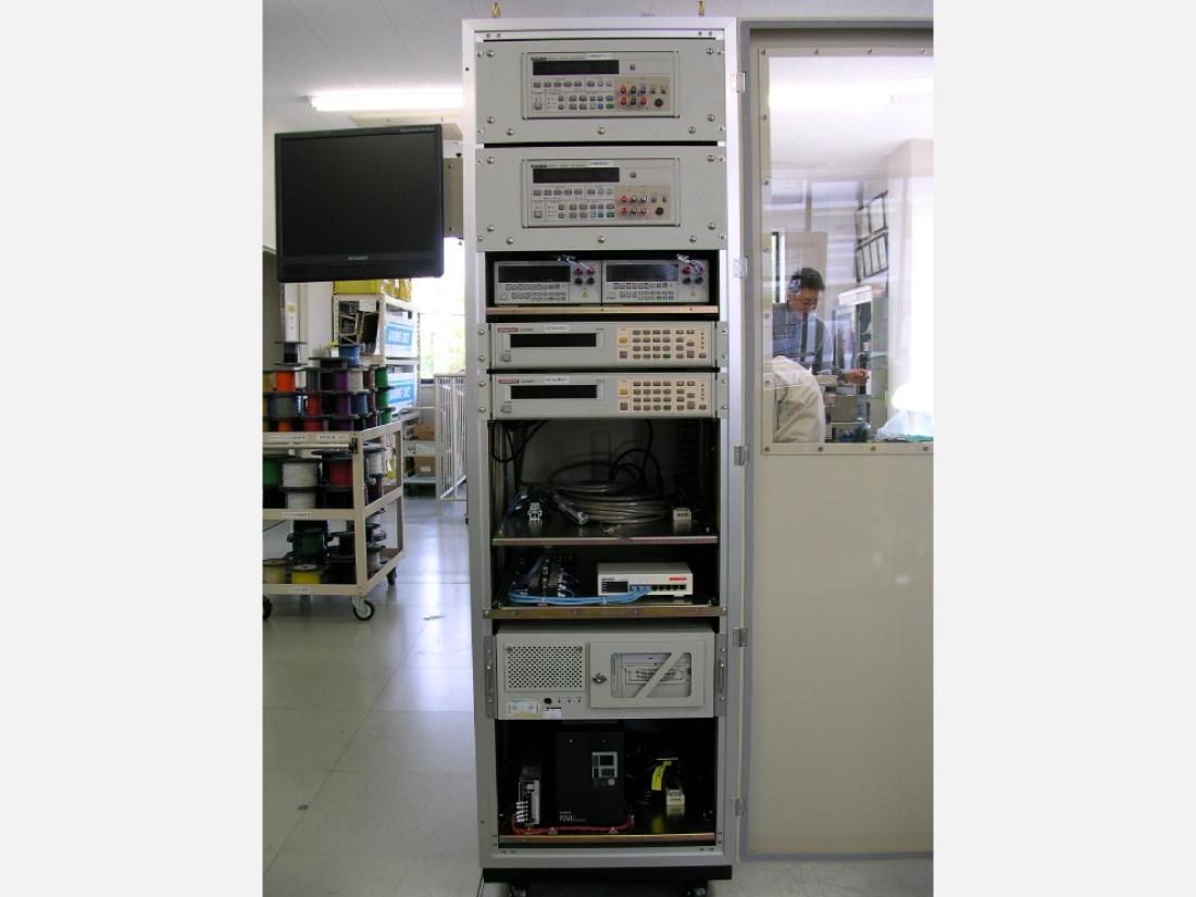 パソコン制御・装置組み込み・ワーク間シリアル通信